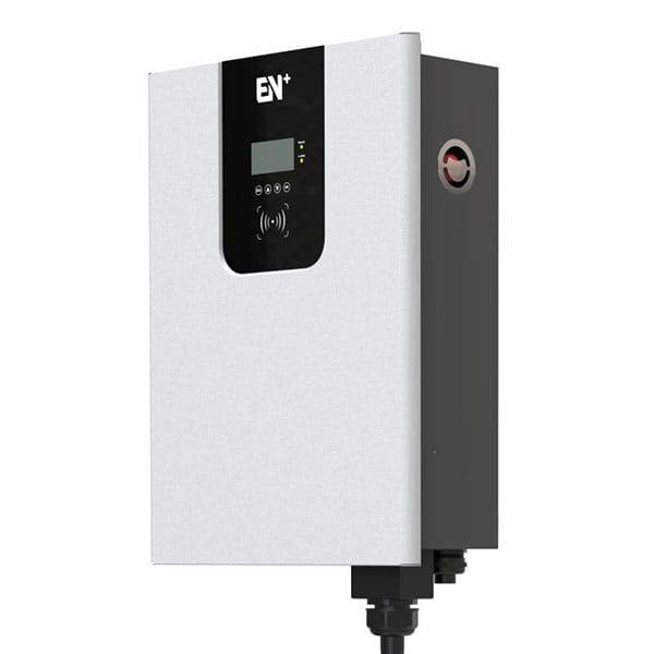 Chinese Professional Chademo Dc Ev Charger - DC 20KW Wall-mount Charger – EN-plus