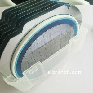 Best quality Silicon Wafer For Semiconductors -