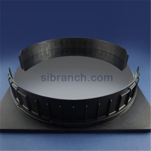 Factory making Polished Prime Grade Silicon Wafer -