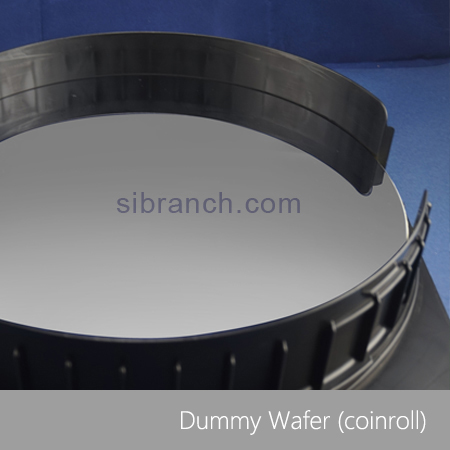 Dummy Wafer (Coinroll)