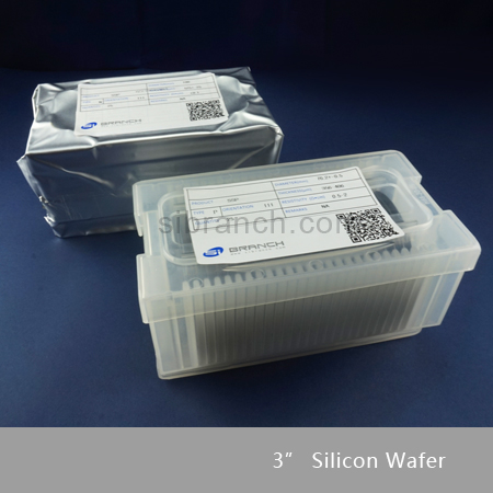 Small size(76/50.8/25.4mm) Wafer