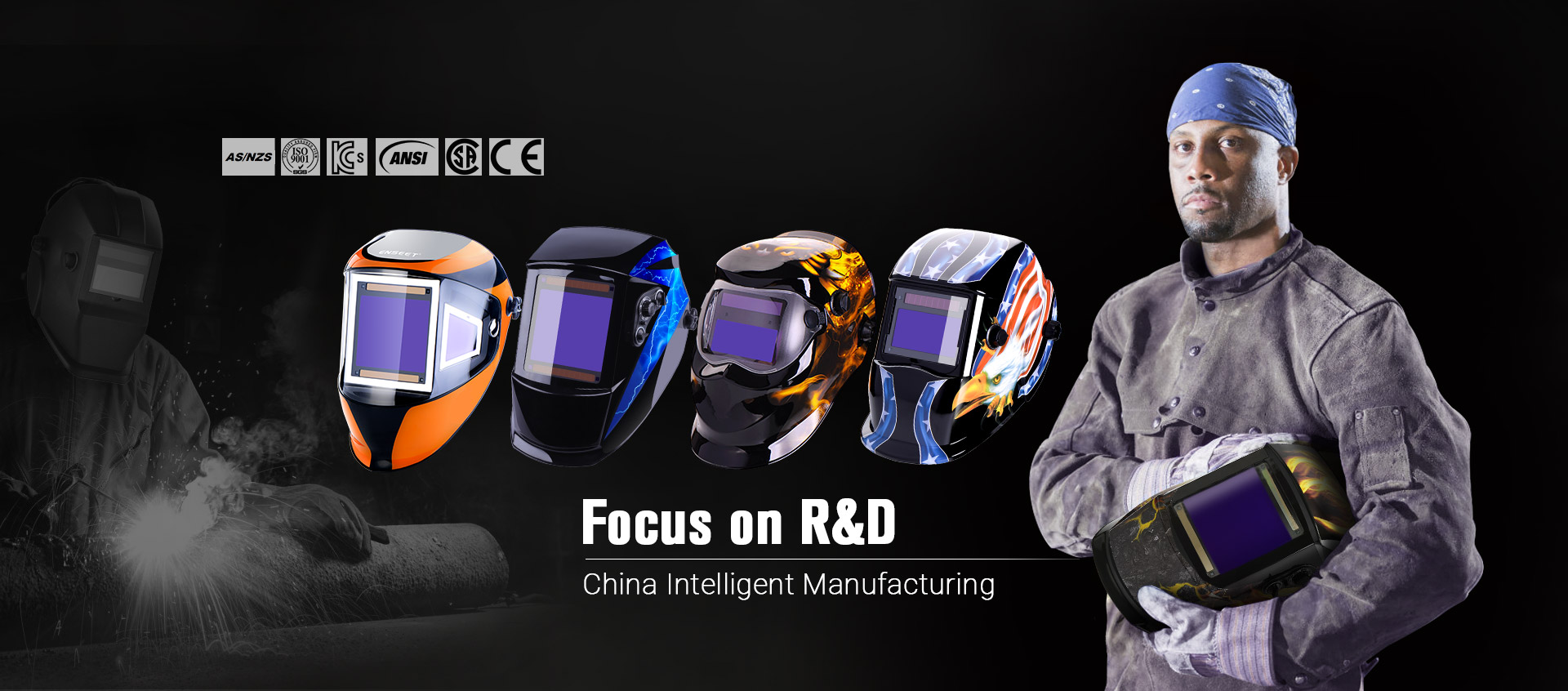 What is  auto-darking welding helmets/welding masks?