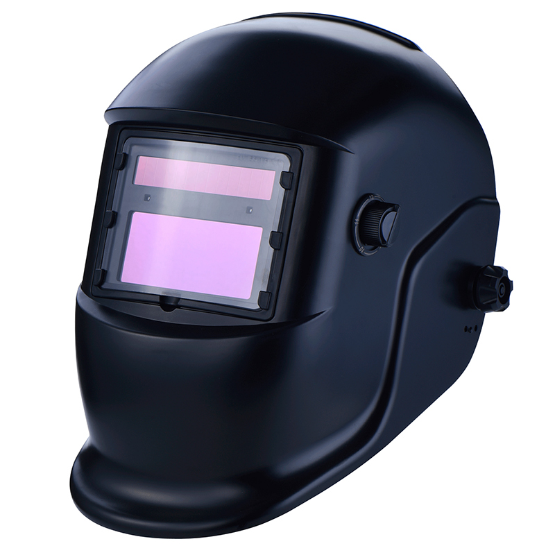 Factory Supply Welding Mask Has Code - EH-0602 Auto Darkening Welding Helmet – Essen