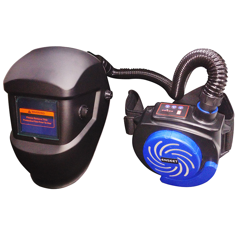 China wholesale Welding Mask With Air Filter -