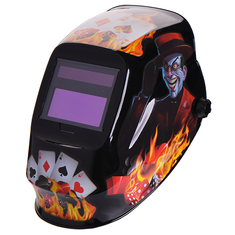 Factory Free sample Lincoln Welding Helmet -