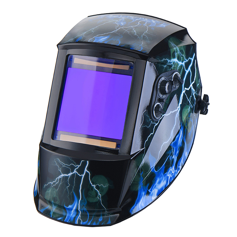 High definition Welding Mask Designs - EH-0995 LIGHTNING – Essen detail pictures
