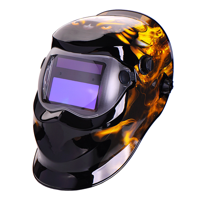 EH-081E Auto Darkening Welding Helmet Featured Image