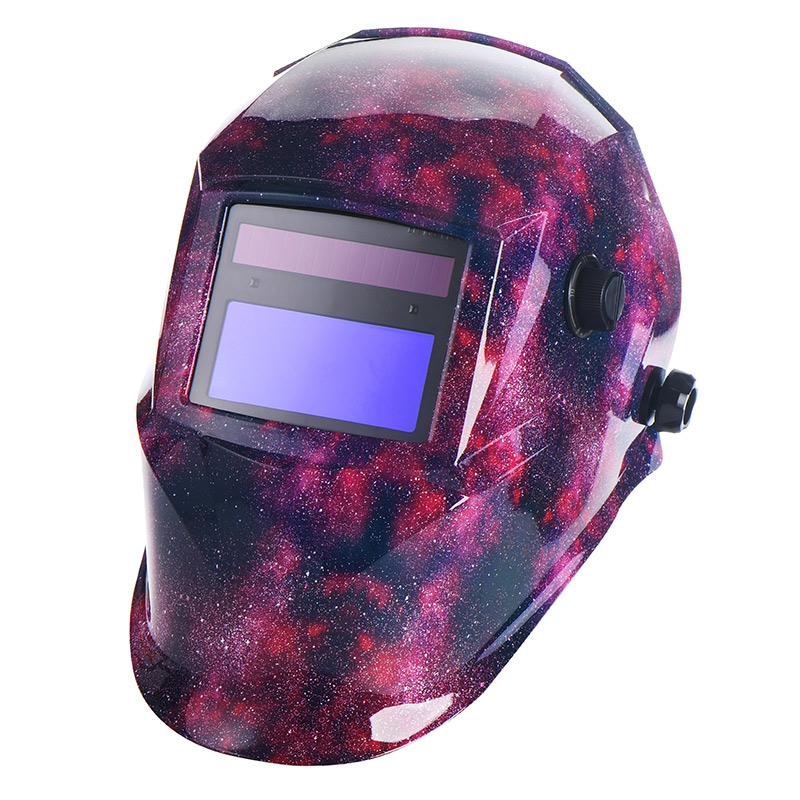 China New Product Save Face Welding Helmet -