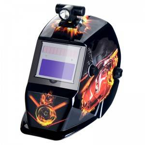 EH-012D  Welding Helmet with LED Lamp