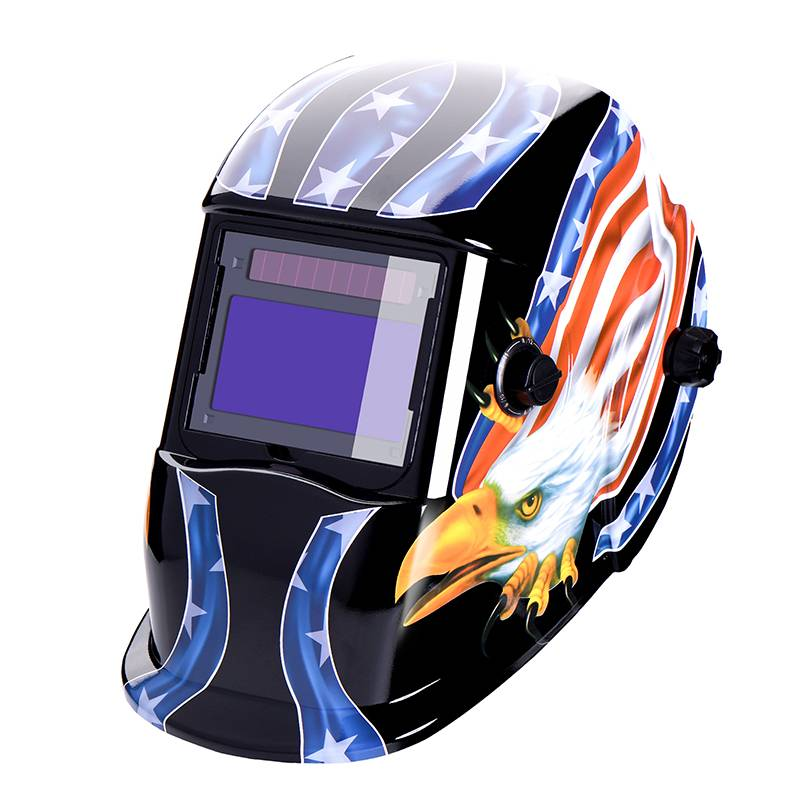 EH-041H Auto Darkening Welding Helmet Featured Image
