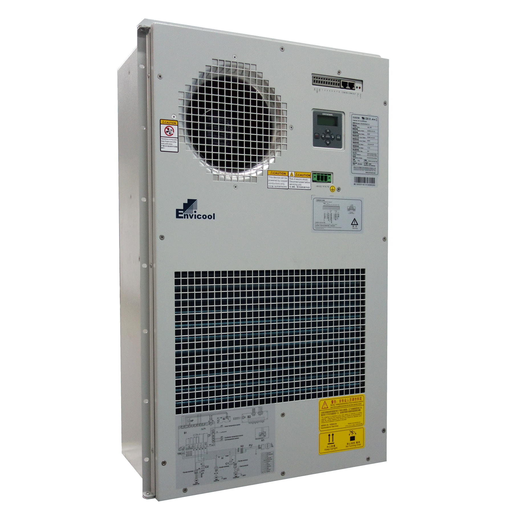DC AIRCON FOR TELECOM Featured Image