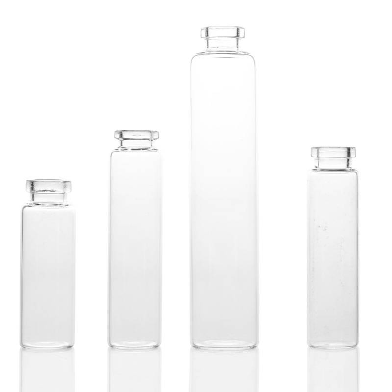 OEM Factory for 30ml 27x79mm clear and amber tubular glass vials -
