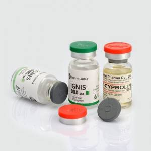 clear pharmaceutical glass vials with sticker label,  custom made sticker lable