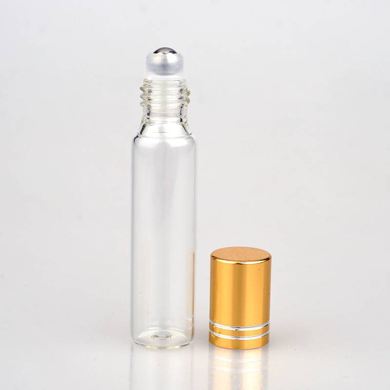 8 Year Exporter Glass Dropper Bottles -
