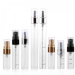 OEM China Color Sprayed Glass Roller Bottle -