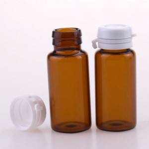 Factory best selling Custom Glass Bottle -