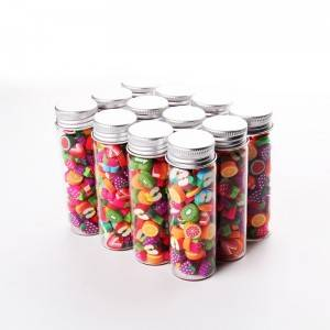 Hot sale Factory Glass Vial Bottle With Cork Lid -