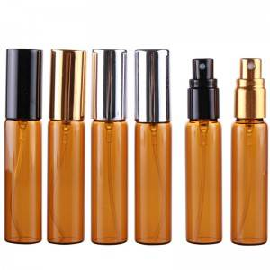 Cheapest Factory Cosmetic Glass Bottle -