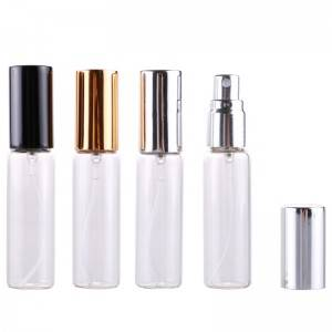 2017 High quality Pocket Mini Perfume Glass Vials -