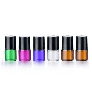 High definition Tubular Glass Vials Crimp Neck -