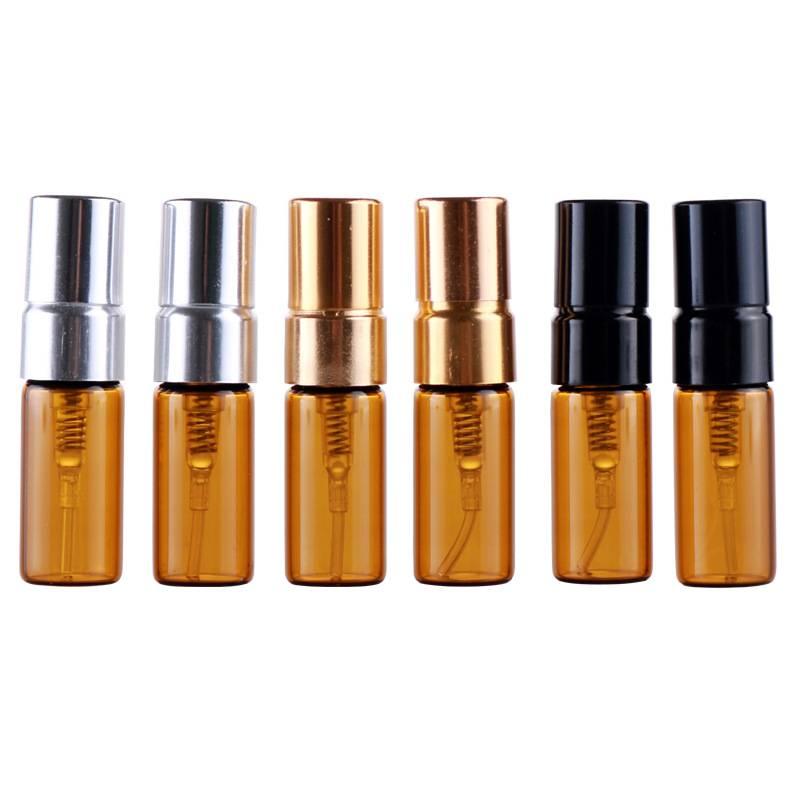 China Wholesale 2ml to 30ml crimp neck glass vials - 3ml