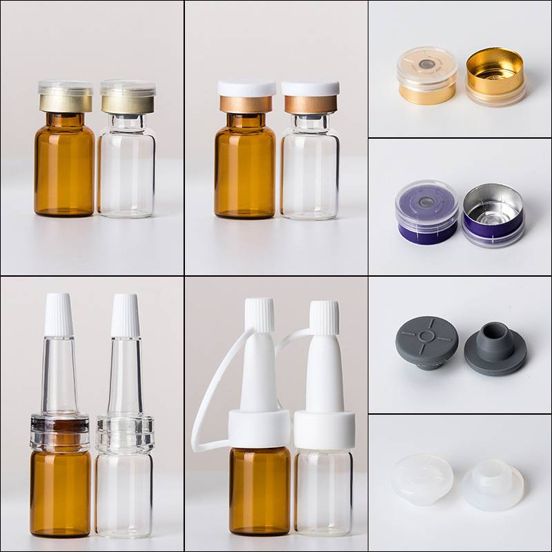 Special Design for Borosilicate Glass Storage Jar -