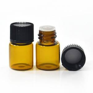 Lowest Price for 2ml screw top amber glass vials -