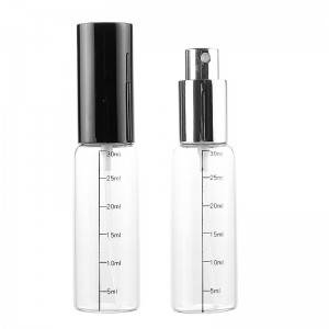 Professional Design Spray Glass Bottle -