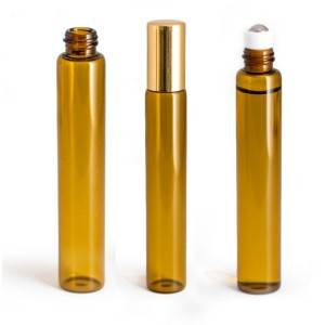 Factory directly Roller Ball Glass Bottle -