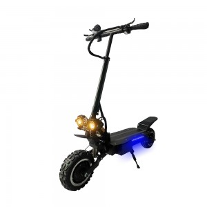 108T Off Road 3200W Dual Drive High Speed Electric Scooter
