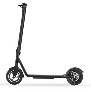 M100 Front Suspension 10 inch Black Electric Scooter