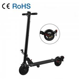 M9 Small Carrying Wheel 8.0 inch Front Tube Battery  Electric Scooter