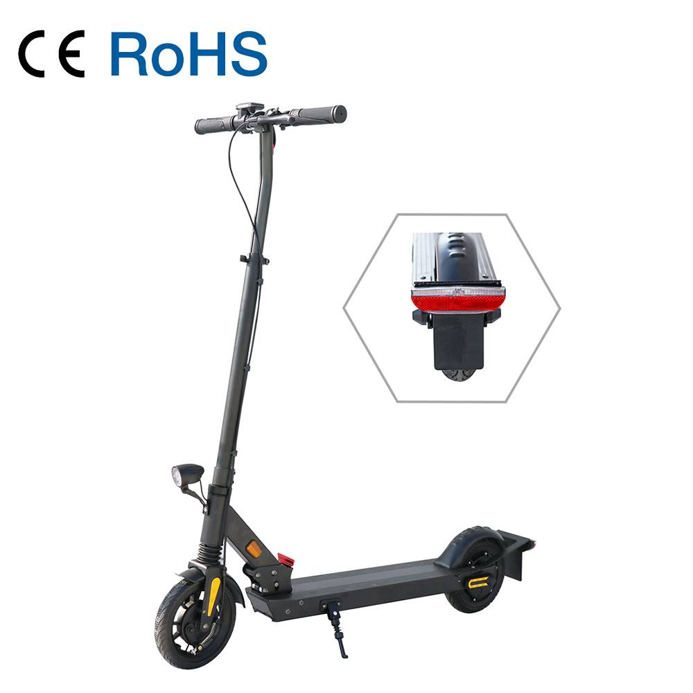 M10 Front Tube Adjustable 8.0+8.0 inch Economic Electric Scooter Featured Image