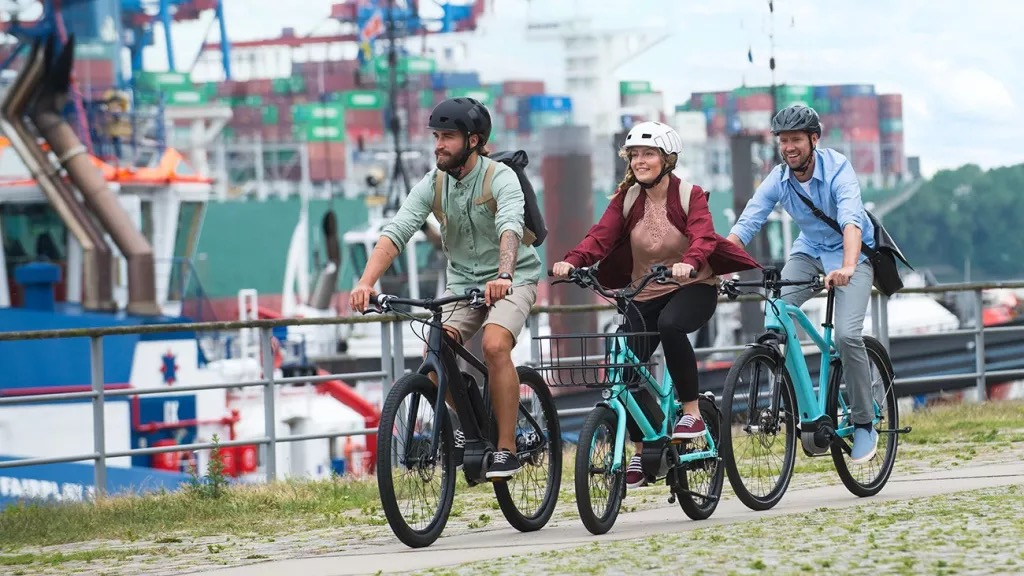 Up to $1,500! U.S. lawmakers have proposed tax breaks for users who buy e-bikes