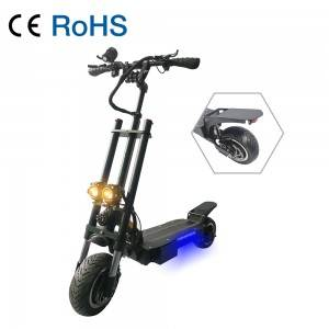 112T Off Road 3200W Dual Drive High Speed Electric Scooter