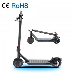 M8 USB Charge Port LED Lights Strong 8.5 inch Electric Scooter