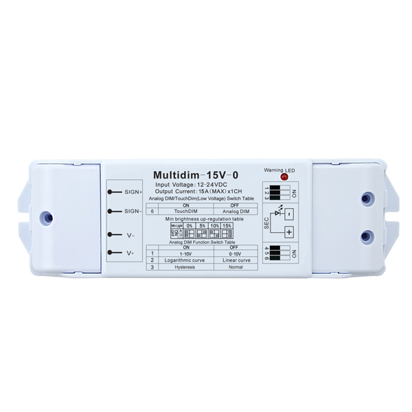 High definition Ce 24v Dimmable Led Driver -