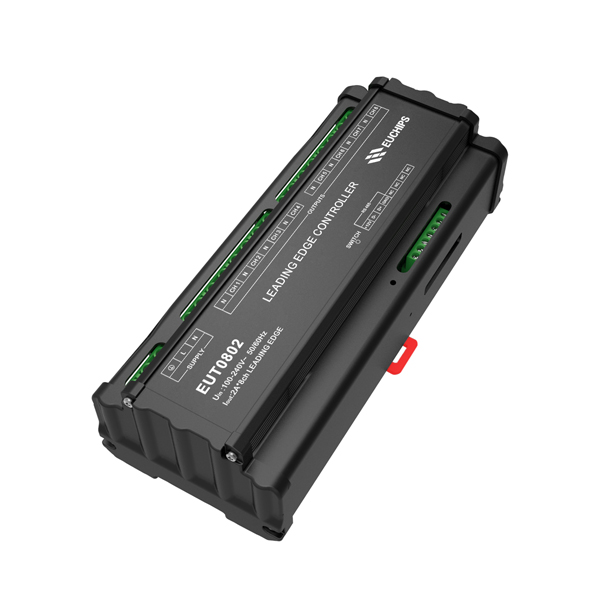 Wholesale Cv Led Dmx Decoder - 2A*8ch Leading Edge Controller – Euchips