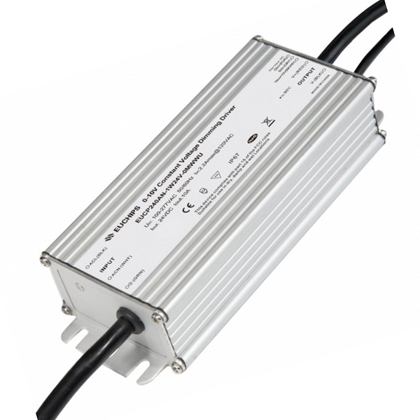 240W Constant Voltage Waterproof LED Driver Featured Image