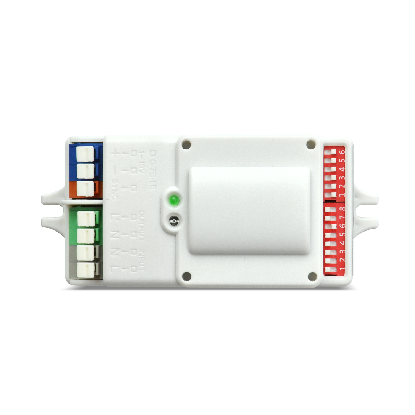 OEM Customized Light Dimmer Controller - 220-240VAC 1-10V Dimming Motion Sensor – Euchips