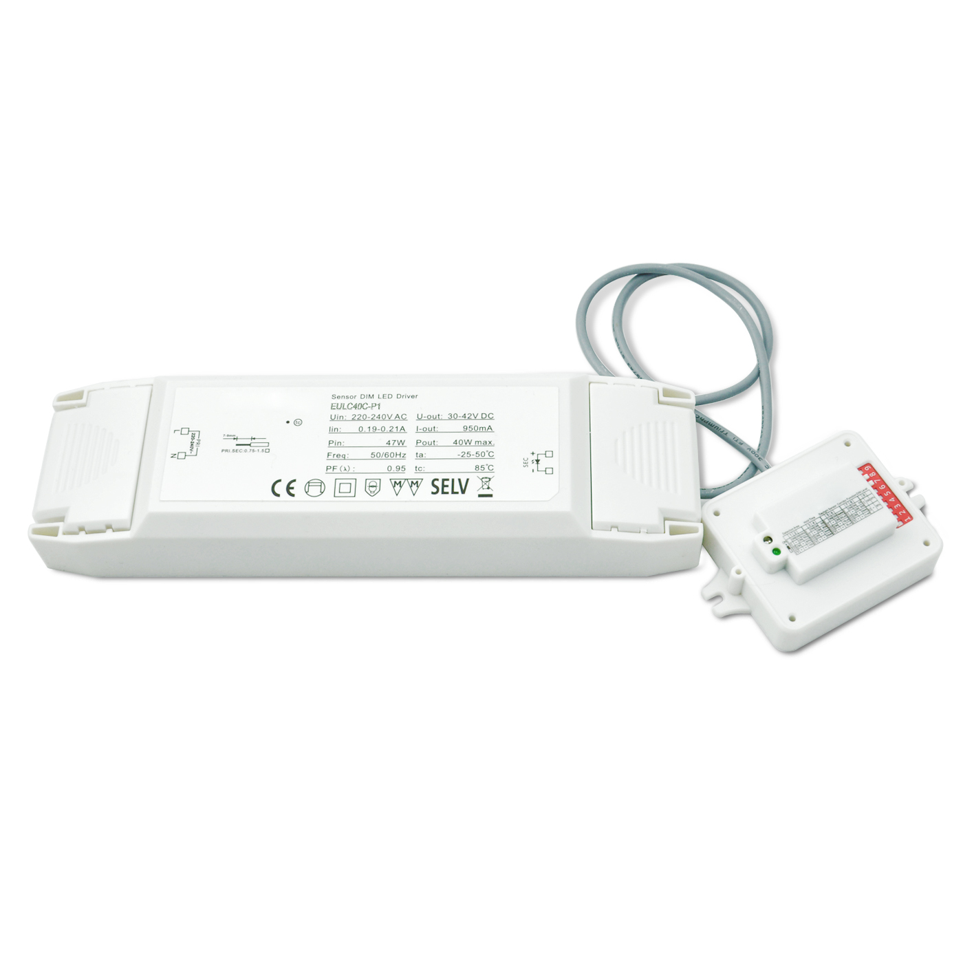 Top Quality Flashing Led Light Controller -