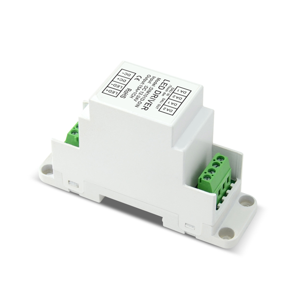 Supply OEM/ODM Dali Constatn Voltage 120w Led Driver – 12-24V 10A*1ch TouchDIM CV DALI Decoder – Euchips