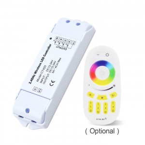 5A*4ch 2.4GHz 12-24VDC Wireless Controller CT420