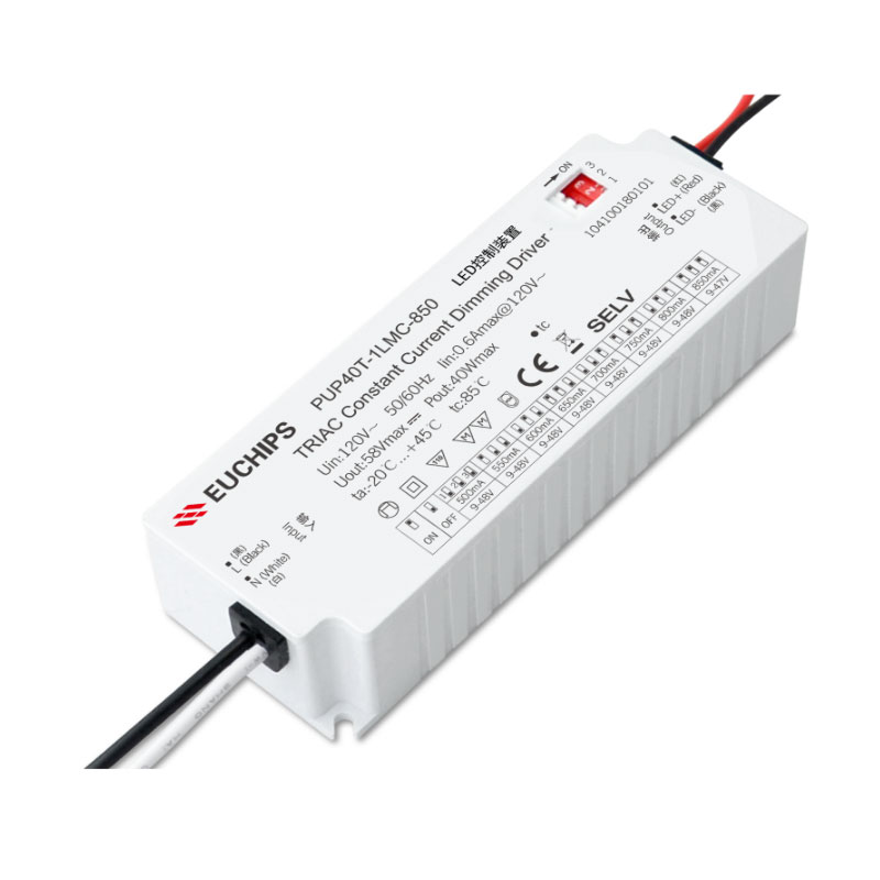 40W 500~850mA*1ch Phase-cut CC Driver Featured Image