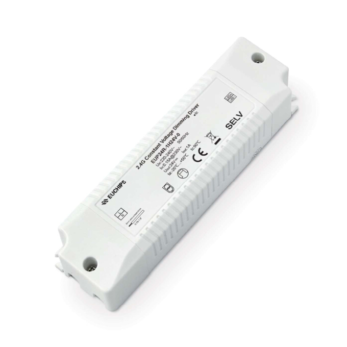 24W 24VDC 2.4G Constant Voltage LED Driver Featured Image