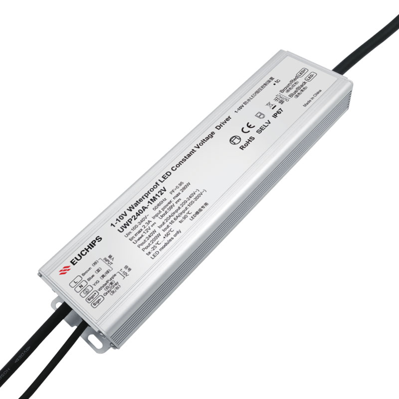 240W 12VDC CV Driver Featured Image