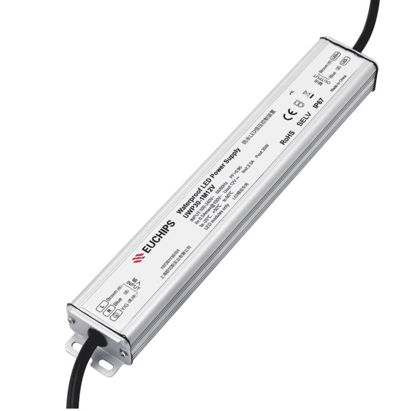 30W 12VDC Non-dimmable CV LED Driver