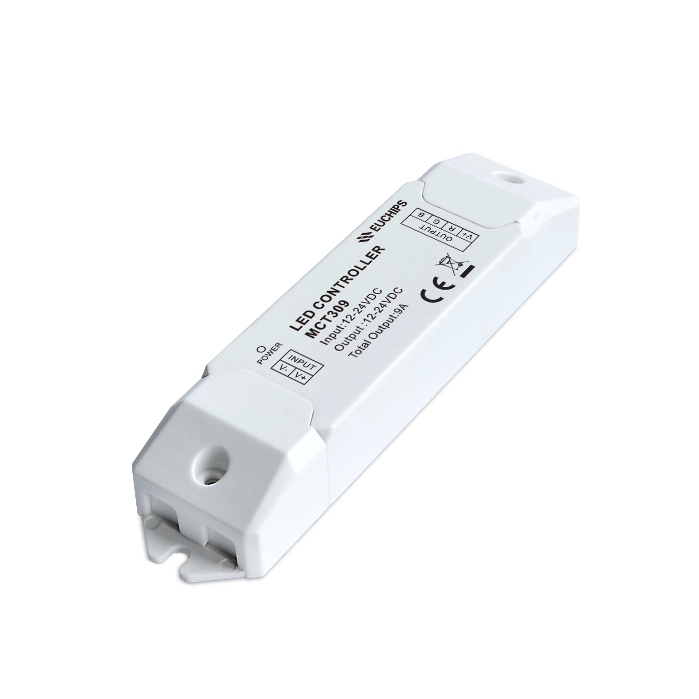 Supply OEM/ODM Warehouse High Bay Fixture - 3A*3ch 2.4GHz 12-24VDC Wireless Controller MCT309 – Euchips