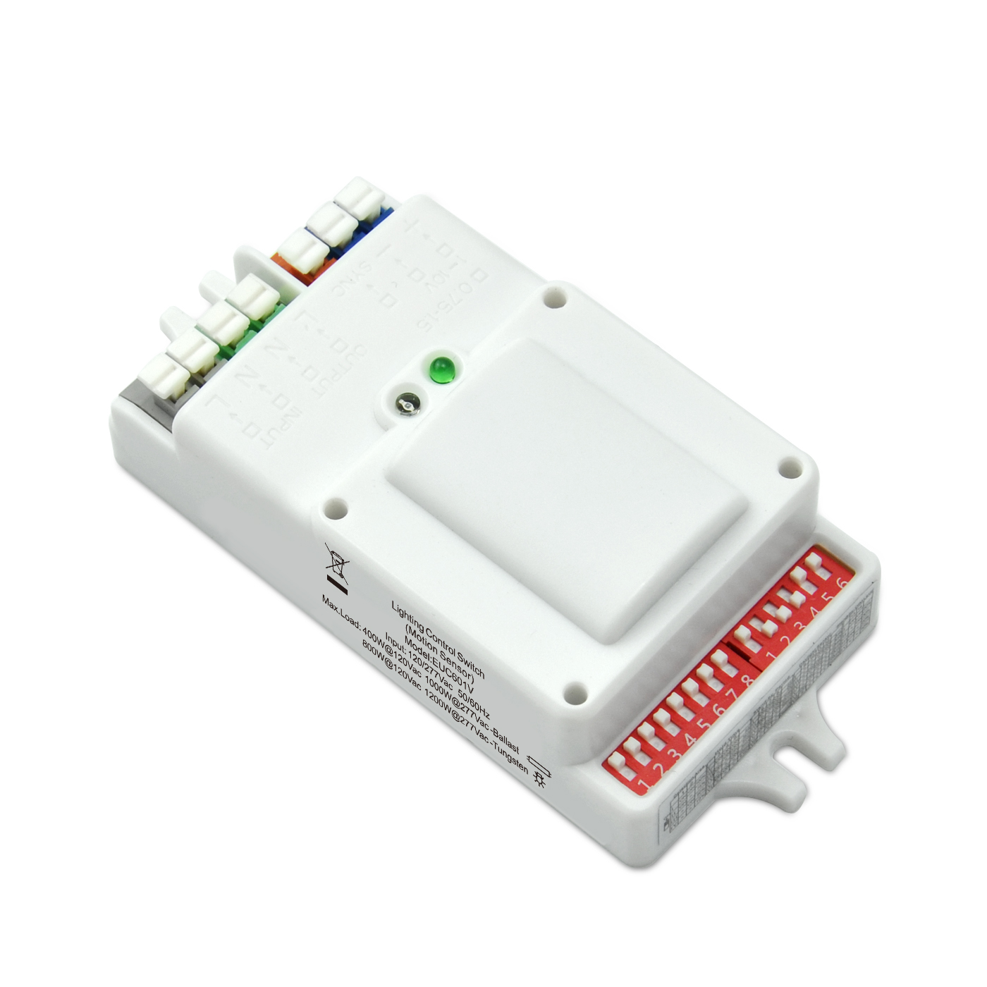 PriceList for Triac 8a Dimming Driver - [out of stock]120-277VAC 1-10V Dimming Motion Sensor – Euchips