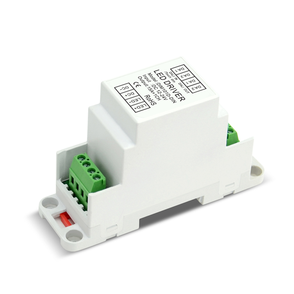 Supply OEM/ODM Dali Constatn Voltage 120w Led Driver – 12-24V 10A*1ch TouchDIM CV DALI Decoder – Euchips Featured Image